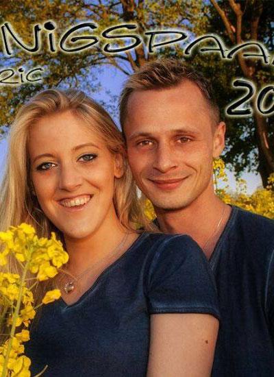 Anja Kerwel & Patric Zanger 2014