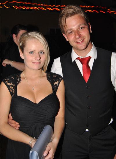 Anika Hoier & Nico Jankowsky 2013